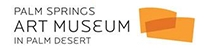 Palm Spring Art Museum in Palm Desert logo small landscape